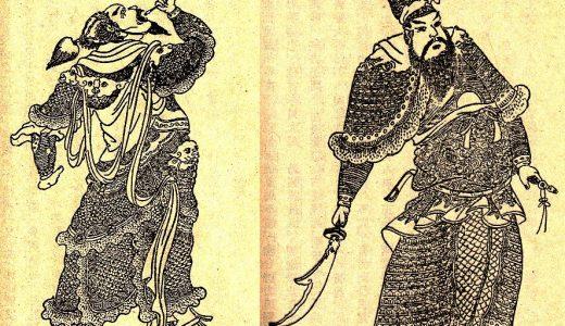 夏侯惇と夏侯淵の関係は親戚それとも兄弟か?どっちが強いのか比較してみた!